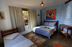 Casa do Teuler Lapinha da Serra MG Pousada Hotel Chalé Hospedagem