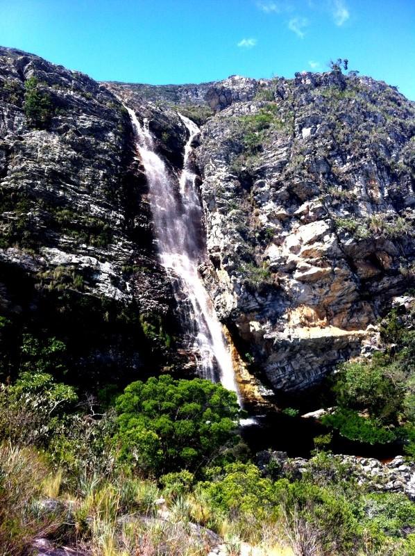 Cachoeira - Lapinha da Serra