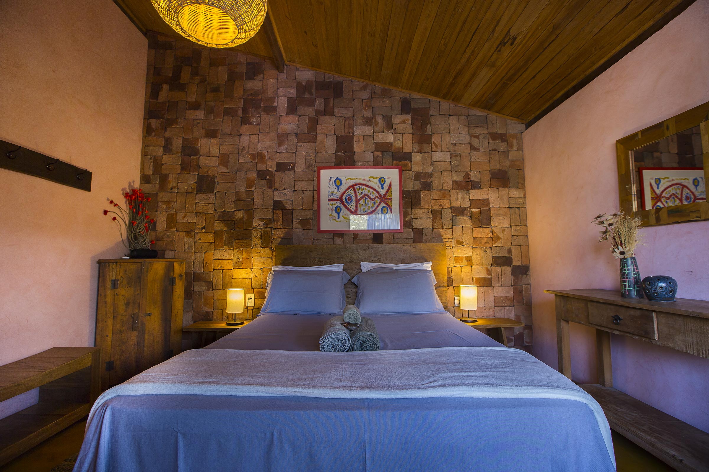 Casa do Teuler - Da Mata Suite - Lapinha Da Serra MG - Pousada Hotel Chalés