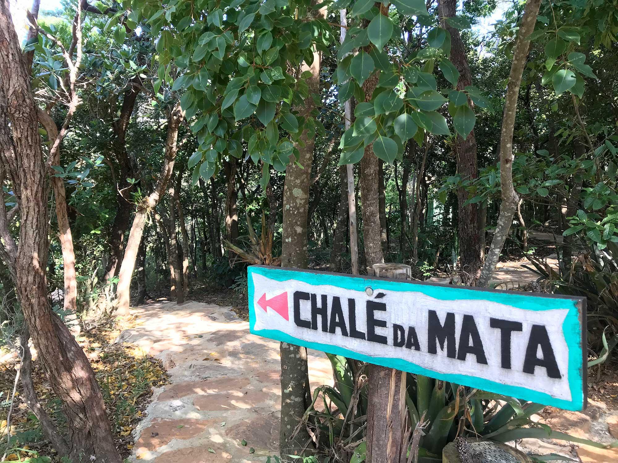Casa do Teuler - Chalé Da Mata - Lapinha Da Serra MG - Pousada Hotel