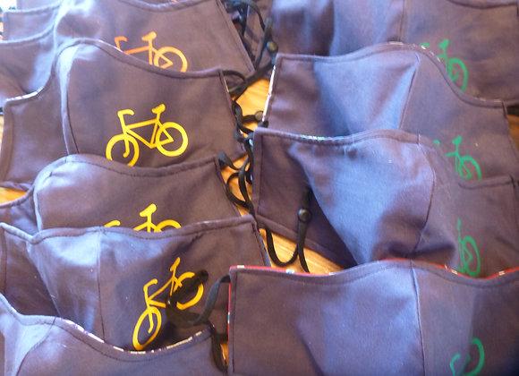 Bike masks! With built-in filter