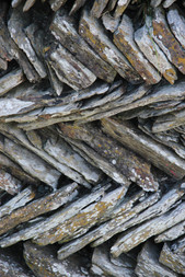 Close-Up - Slanted Rocks