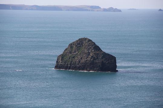 Landscape - Gull Rock