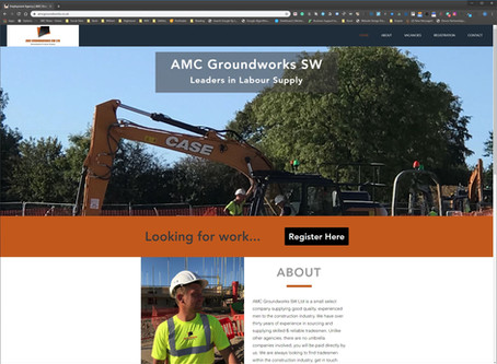 AMC Groundworks SW Limited