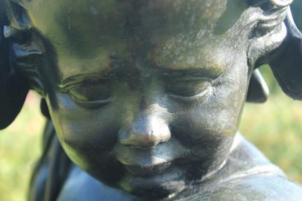 Statue - Boy