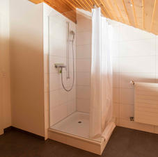 Etagen-Badezimmer