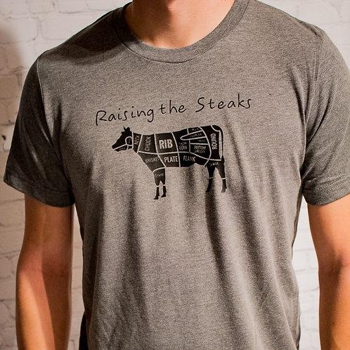 Raising the Steaks T-Shirt