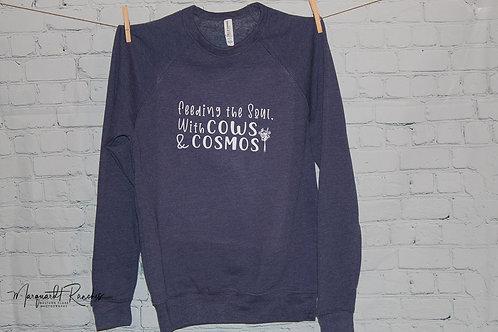 Cows & Cosmos Sweatshirt