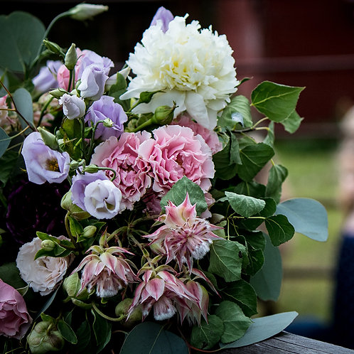 2021 Fall/Winter Blooms Subscription