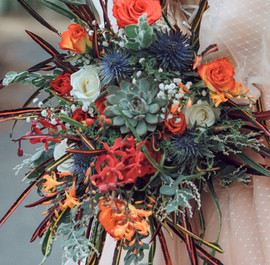 A bouquet that warms your heart with none of the planning stress!