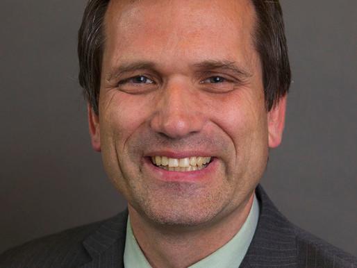 Senator Ray Ward, Utah Republican, District 18