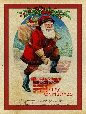 Santa Claus (Kris Kringle)