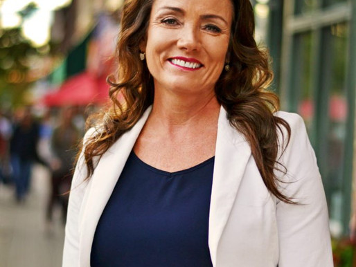 Utah Lt. Gov. Candidate Michelle G. Kaufusi