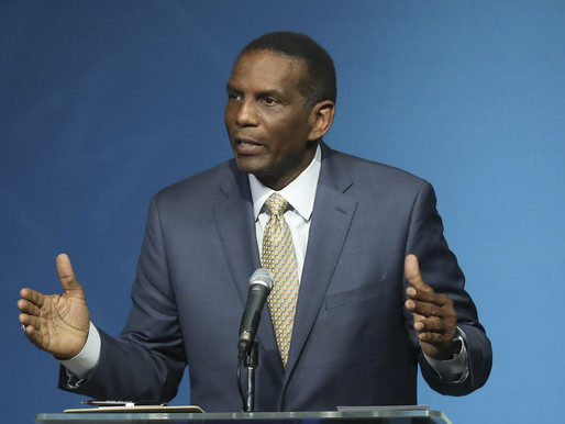 Burgess Owens – Republican candidate Utah's Fourth Congressional District
