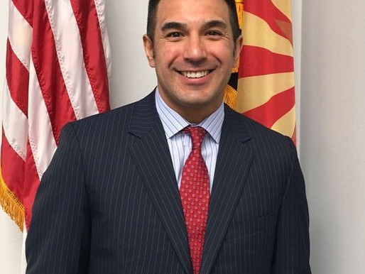 Adam Deguire, Associate Vice President of Federal and State Relations, Arizona State University