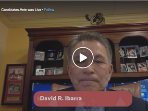 Meet David Ibarra, Candidate for Salt Lake City Mayor.