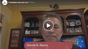 Meet David Ibarra, Candidate for Salt Lake City Mayor.