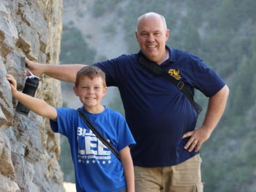 Utah County Commissioner Bill Lee, Incumbent Republican Candidate Seat B