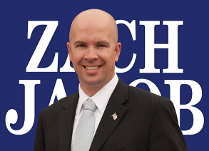 Zach Jacob, Council Member, District 3 and candidate for West Jordan City Mayor