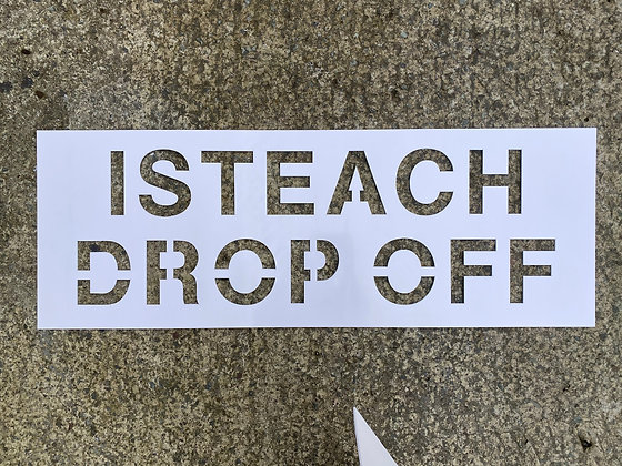 Large Isteach/Drop Off