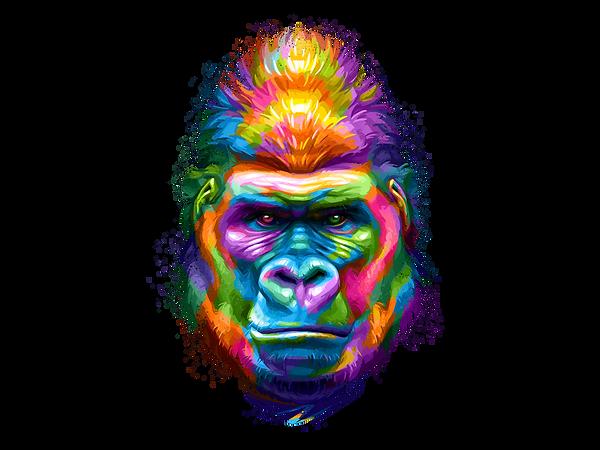 FEG Cash token gorilla logo