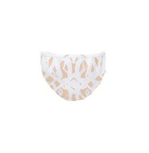 Vanilla au Lait 'Rona Couture Face Mask