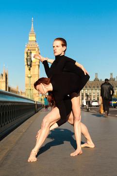DANCERS OF LONDON