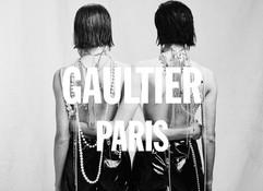 JEAN PAUL GAULTIER FINAL HAUTE COUTURE SHOW PARIS