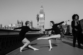 DANCERS OF LONDON