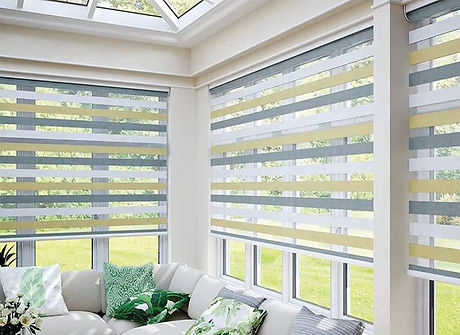 A striking new window blind for the mode