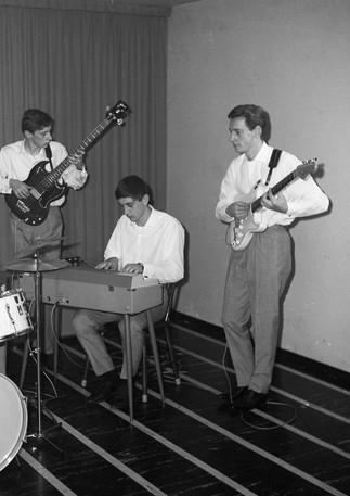 Les Hippocampes - 1962