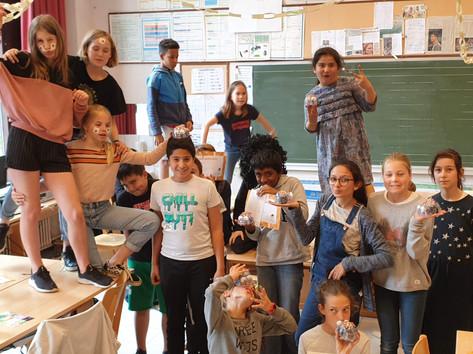 Gemeentelijke Basisschool  Henri D'Haese klas 1