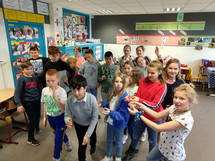 Vrije Basisschool Edugo Sint-Vincentius groep 2