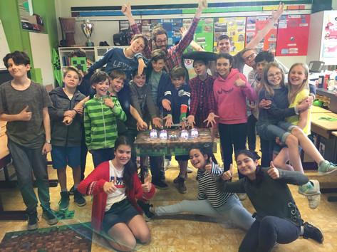 Vrije Basisschool Sancta Maria Gentbrugge groep 2