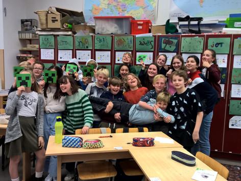Gemeentelijke Basisschool De Brug  groep 3