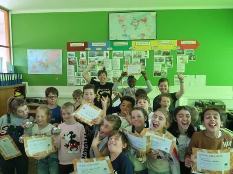 GO!  Basisschool Voskenslaan  Groep 1