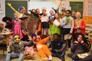 Gemeentelijke Basisschool Klaverdries Groep 2