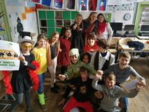 Vrije Basisschool Sint-Barbaracollege Groep 1