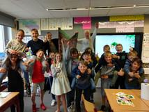 Vrije Basisschool Edugo Sint-Vincentius groep 1