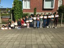 Sint-Janscollege Oude Bareel Groep 1