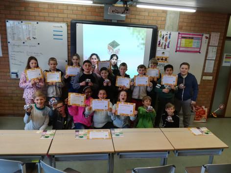 Vrije Basisschool O.-L.-V.- Visitatie Mariakerke 1