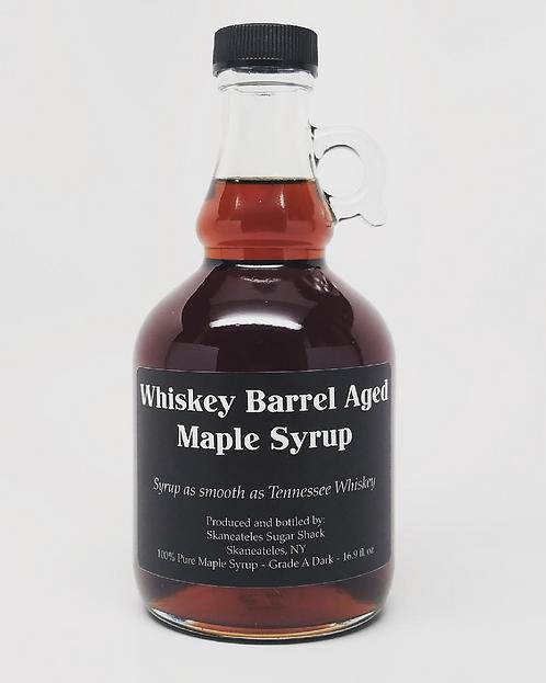 Whiskey Barrel Aged