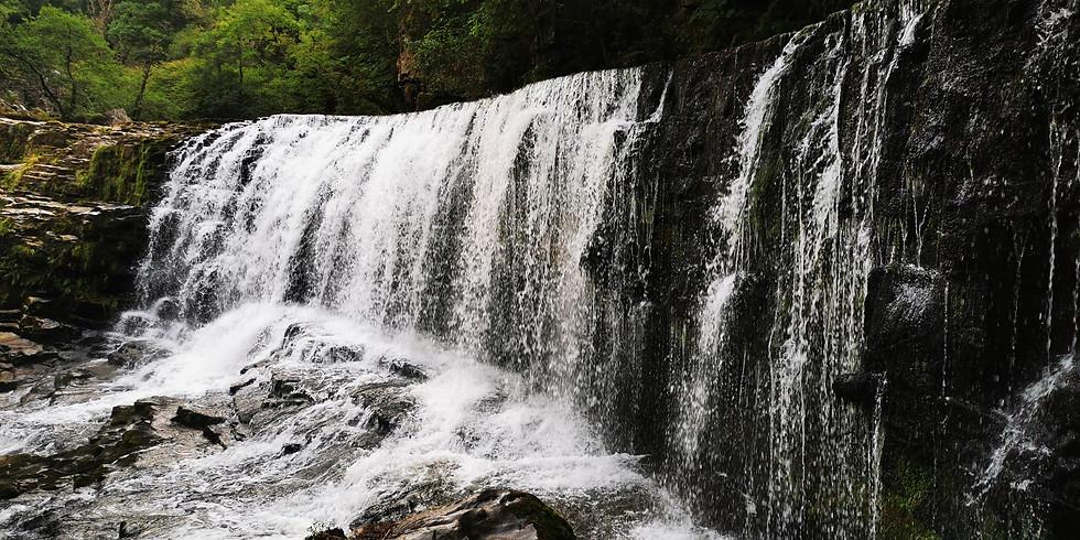 Brecon Beacons Waterfall day walk