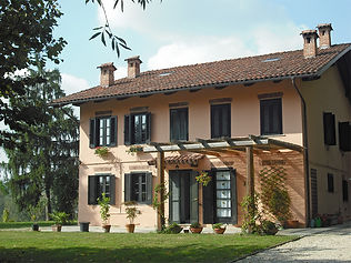 Rooms for let in a beautifull country cottage in the famous Italian landscapes of Monferrato