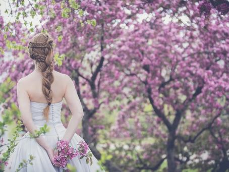 Stunning Ideas for Bridal Short and Medium Hair