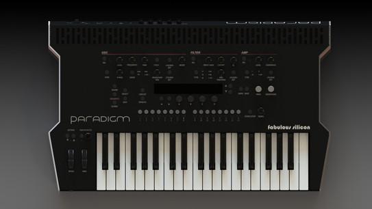 Custom Music Synthesizer