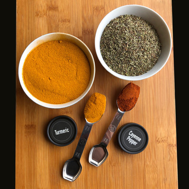 AllSpice Measuring Spoon