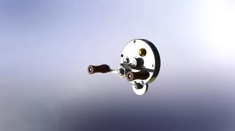 Fishing Reel Mechanism
