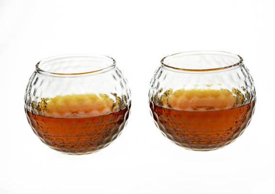 Golf Ball Whiskey Glasses