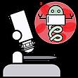 Icon showing Small-scale Robotics Schematics